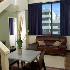 Отель Bunk Backpackers Австралия, Фортитуд-Валли - отзывы, цены и фото номеров - забронировать отель Bunk Backpackers онлайн комната для гостей фото 5