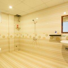 Отель Hung Do Beach Homestay ванная