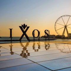 Отель Rixos Premium Дубай приотельная территория фото 2