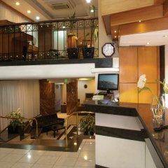 Отель Athens Cypria Hotel Греция, Афины - 2 отзыва об отеле, цены и фото номеров - забронировать отель Athens Cypria Hotel онлайн интерьер отеля
