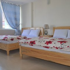 Отель Bo Cong Anh Далат комната для гостей фото 3