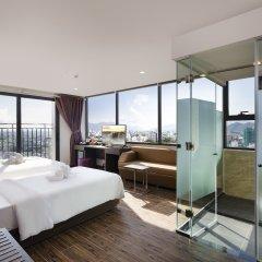 Отель V Nha Trang комната для гостей