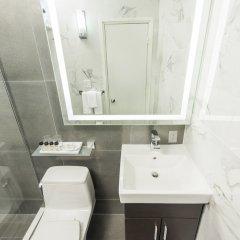 Отель The Moderne США, Нью-Йорк - отзывы, цены и фото номеров - забронировать отель The Moderne онлайн ванная фото 2