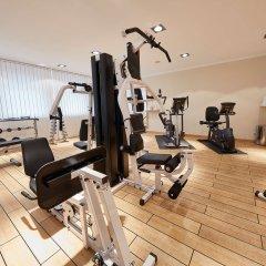 GHOTEL hotel & living München-Nymphenburg фитнесс-зал фото 2