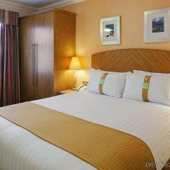Отель Holiday Inn Manchester West Великобритания, Солфорд - отзывы, цены и фото номеров - забронировать отель Holiday Inn Manchester West онлайн комната для гостей фото 5