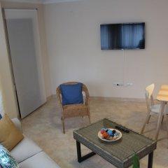 Отель Apartamento con encanto mediterráneo Испания, Олива - отзывы, цены и фото номеров - забронировать отель Apartamento con encanto mediterráneo онлайн комната для гостей фото 5