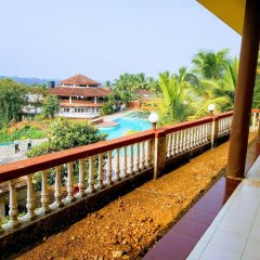 Indismart Woodbourne Resort in South Goa, India from 35$, photos, reviews - zenhotels.com balcony
