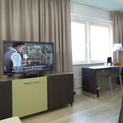 Отель Quality Hotel Lulea Швеция, Лулео - 1 отзыв об отеле, цены и фото номеров - забронировать отель Quality Hotel Lulea онлайн удобства в номере