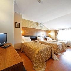 Отель Ramada Plaza Istanbul Asia Airport комната для гостей