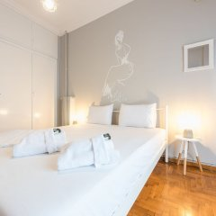 Отель Athens Boutique Apartment Греция, Афины - отзывы, цены и фото номеров - забронировать отель Athens Boutique Apartment онлайн комната для гостей фото 4
