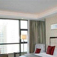 Отель Zhengzhou Zhengfangyuan Jinjiang Inn комната для гостей