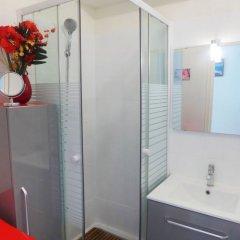Отель Ciel de Fabron Франция, Ницца - отзывы, цены и фото номеров - забронировать отель Ciel de Fabron онлайн ванная