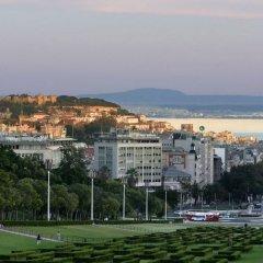 Отель Jupiter Lisboa Hotel Португалия, Лиссабон - отзывы, цены и фото номеров - забронировать отель Jupiter Lisboa Hotel онлайн пляж фото 2