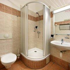 Отель Golden City ванная