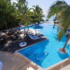 Le Reve Hotel & Spa Плая-дель-Кармен бассейн