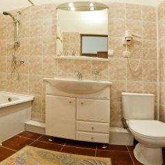 Гостиница Complex Mir в Белгороде 6 отзывов об отеле, цены и фото номеров - забронировать гостиницу Complex Mir онлайн Белгород ванная фото 2