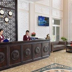 Hotel Du Lys Dalat Далат интерьер отеля фото 3