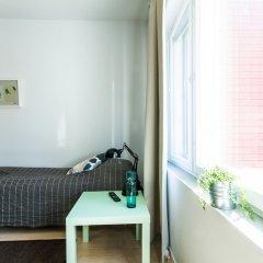Апартаменты Forenom Apartments Espoo Lintuvaara комната для гостей фото 2