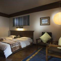 Отель Club Himalaya Непал, Нагаркот - отзывы, цены и фото номеров - забронировать отель Club Himalaya онлайн комната для гостей