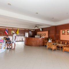 Отель Bel Aire Patong гостиничный бар