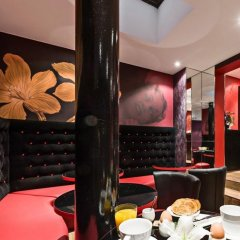 Hotel Montmartre Mon Amour питание