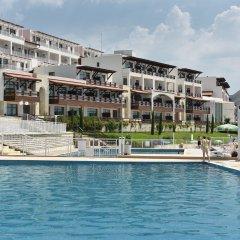 Отель White Lagoon - All Inclusive Болгария, Балчик - отзывы, цены и фото номеров - забронировать отель White Lagoon - All Inclusive онлайн бассейн