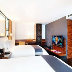 Отель Las Alcobas, a Luxury Collection Hotel, Mexico City Мексика, Мехико - отзывы, цены и фото номеров - забронировать отель Las Alcobas, a Luxury Collection Hotel, Mexico City онлайн комната для гостей фото 5