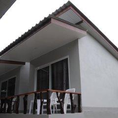 Отель Lanta Wild Beach Resort балкон
