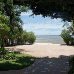 Отель Naklua Beach Resort пляж