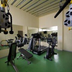 Гостиница Золотой Затон фитнесс-зал фото 3