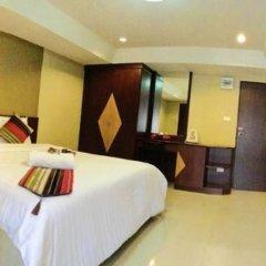 Отель Riski Residence Charoen Krung комната для гостей фото 3