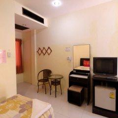 Отель SP Resort Таиланд, Краби - отзывы, цены и фото номеров - забронировать отель SP Resort онлайн удобства в номере фото 2