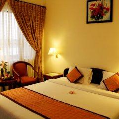 Отель Royal Hotel Вьетнам, Вунгтау - отзывы, цены и фото номеров - забронировать отель Royal Hotel онлайн комната для гостей фото 3
