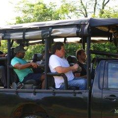 Отель Mahoora Tented Safari Camp All-Inclusive - Yala городской автобус