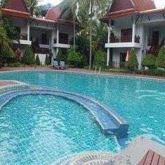 Отель Royal Lanta Resort & Spa с домашними животными