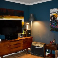 Отель Trendy 1 Bedroom Flat in Hanover удобства в номере