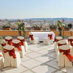Отель Hassler Roma Италия, Рим - отзывы, цены и фото номеров - забронировать отель Hassler Roma онлайн помещение для мероприятий