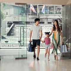 Отель Westin Grande Sukhumvit Бангкок фитнесс-зал фото 3