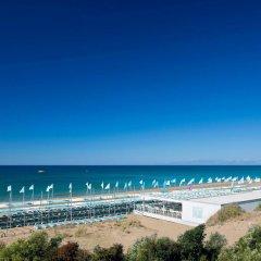 Отель Terrace Elite Resort - All Inclusive пляж