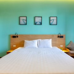 Pandora Hotel and Residence Хошимин комната для гостей фото 3