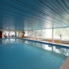 Отель Europe Швейцария, Давос - отзывы, цены и фото номеров - забронировать отель Europe онлайн бассейн фото 3