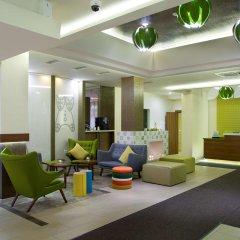 Гостиница Four Elements Kirov интерьер отеля