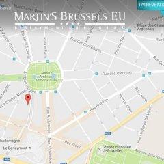 Отель Martins Brussels EU Бельгия, Брюссель - 2 отзыва об отеле, цены и фото номеров - забронировать отель Martins Brussels EU онлайн с домашними животными