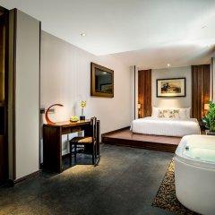 Silverland Sakyo Hotel & Spa Хошимин сейф в номере