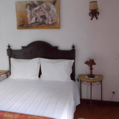 Отель Casa de S. Thiago do Castelo комната для гостей фото 5
