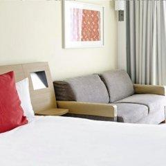 Отель Novotel Edinburgh Centre 4* Представительский номер с различными типами кроватей фото 2