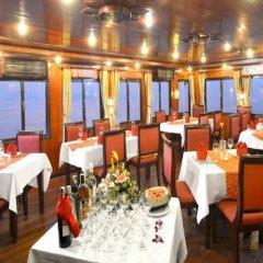 Отель Marguerite Cruises Вьетнам, Халонг - отзывы, цены и фото номеров - забронировать отель Marguerite Cruises онлайн питание фото 2