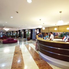 Отель PGS Rose Residence Beach - All Inclusive интерьер отеля