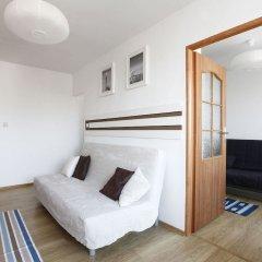 Апартаменты Sopockie Apartamenty - Seagull Apartment Сопот комната для гостей фото 3