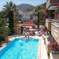 Family Apart Турция, Мармарис - 3 отзыва об отеле, цены и фото номеров - забронировать отель Family Apart онлайн балкон